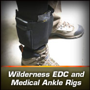 Ankle Medical and EDC Rigs