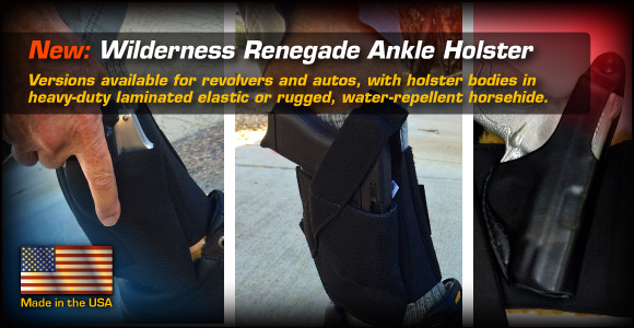 Renegade Ankle Holster