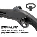 Remington 870 QD Rear Sling Attachment