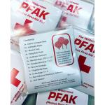 Pocket First-Aid Kit (PFAK) 6-pack - FREE SHIPPING!