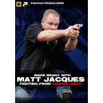 Make Ready with Matt Jacques: Fighting from Concealment