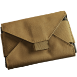 "Index Card Wallet, tan, 5"" x 3"""