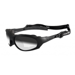 XL-1, light adjusting gray, matte black frame