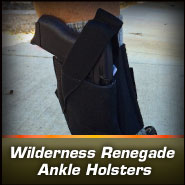 Renegade Ankle Holsters