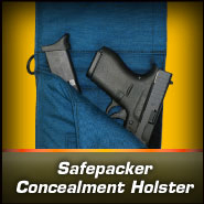 The Safepacker Holster