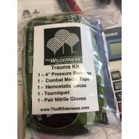 Wilderness Trauma Kit/Ankle IFAK refill