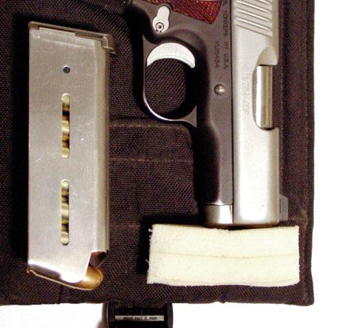 Safepacker short-slide spacer