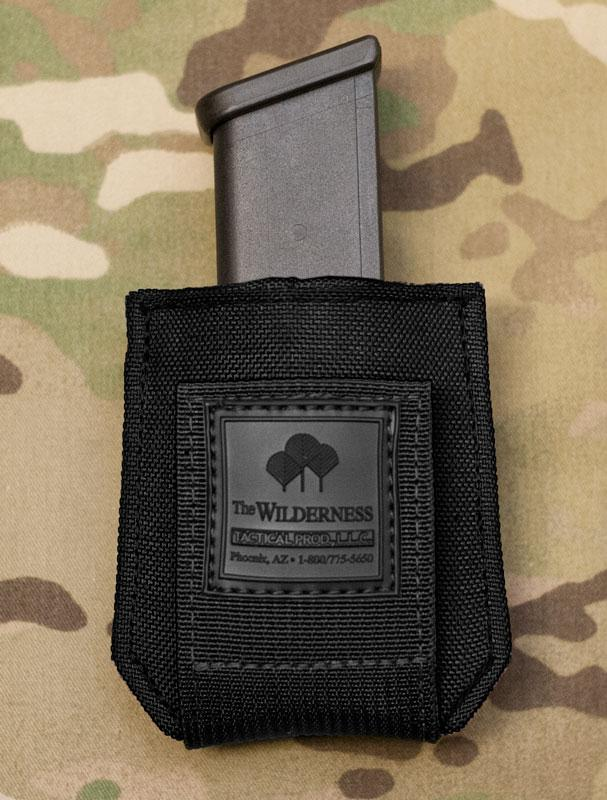 Pistol Mag Pouch, double-stack