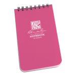 "Pink Tactical Pocket Notebook 3"" x 5"""